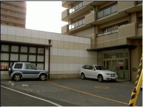 【駐車場】ロータリーマンション西大津1番館テナント