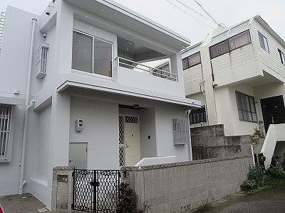 【外観】首里桃原町戸建
