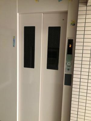 エレベーターがございます  Kワンビル