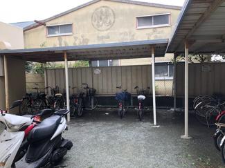 駐輪場  Kワンビル