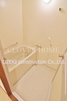 【浴室】グランシャリオ千間台