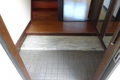【玄関】矢賀ファミリーマンション