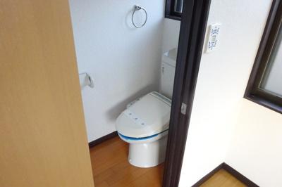 【トイレ】矢賀ファミリーマンション