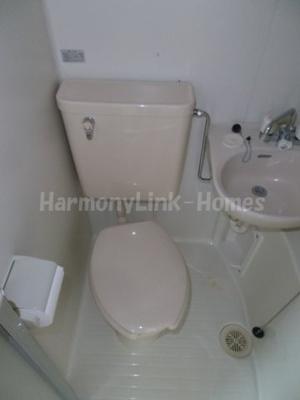 ライフピアルーチェのトイレ