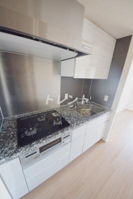 【キッチン】パークハウス牛込神楽坂