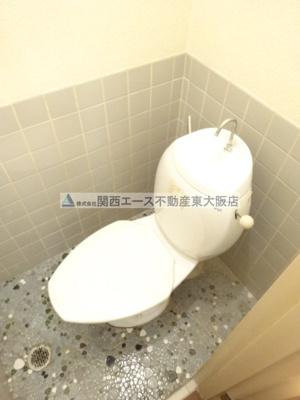 【トイレ】南野マンション