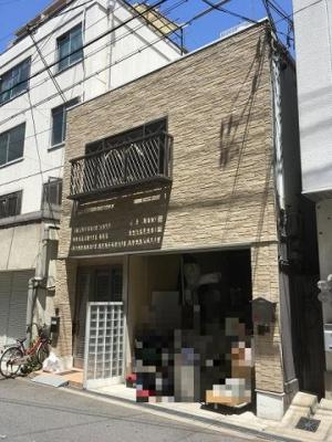 【外観】路面店舗・オレンジストリート・南堀江2・桜川駅