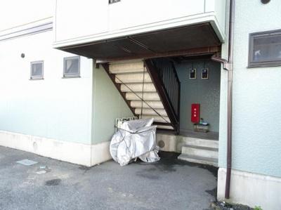 【エントランス】D-room(大和)第3十王堂ハイツ