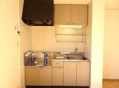 【キッチン】D-room(大和)第3十王堂ハイツ