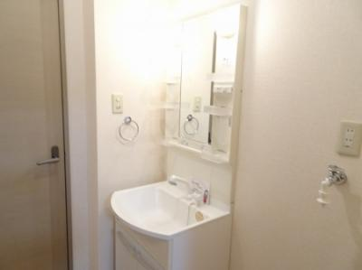 【独立洗面台】D-room(大和)第3十王堂ハイツ