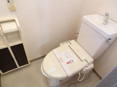 【トイレ】D-room(大和)第3十王堂ハイツ