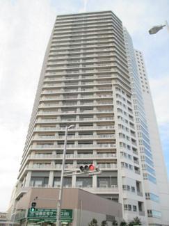平成24年築です。落ち着いた雰囲気の外観です  グローリオ越谷ステーションタワー