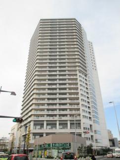 20階につき陽当り・通風良好です グローリオ越谷ステーションタワー