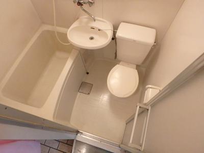 【浴室】カマタビル