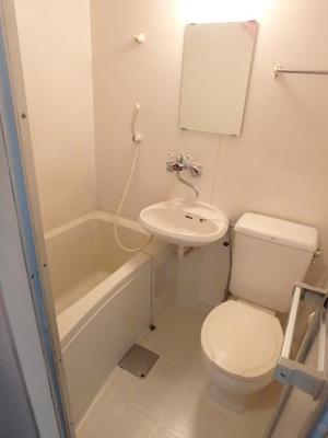 【トイレ】カマタビル