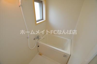 【浴室】カーサ・ラ・フェンテ