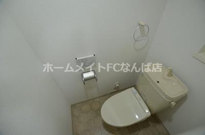 【トイレ】カーサ・ラ・フェンテ
