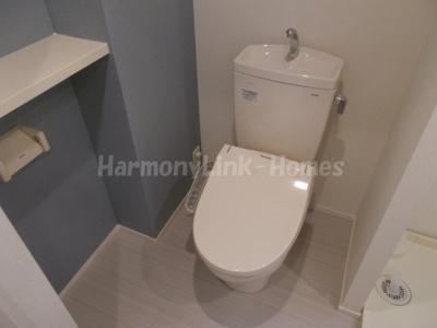 ハーモニーテラス梅田Ⅳのトイレ