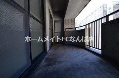 【バルコニー】パーク日本橋