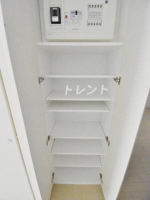 【玄関】コンフォリア日本橋人形町