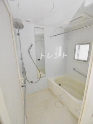 【浴室】コンフォリア日本橋人形町