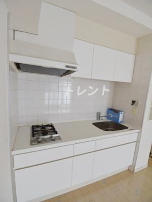 【キッチン】コンフォリア日本橋人形町