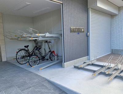 【エントランス】2018年築!鉄骨造6階建て一棟収益マンション!