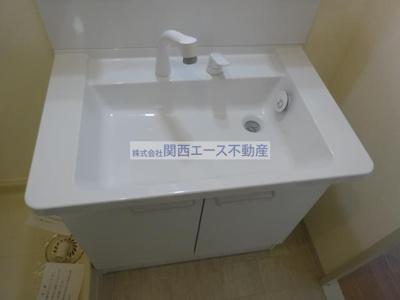 【洗面所】グランドメゾン樋口