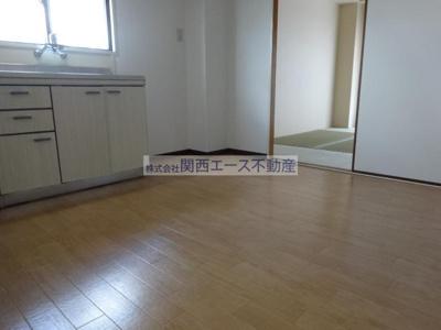 【居間・リビング】グランドメゾン樋口