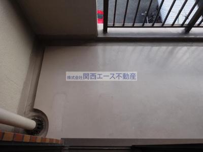 【バルコニー】グランドメゾン樋口