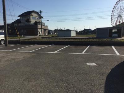 【駐車場】ルシャトードゥ