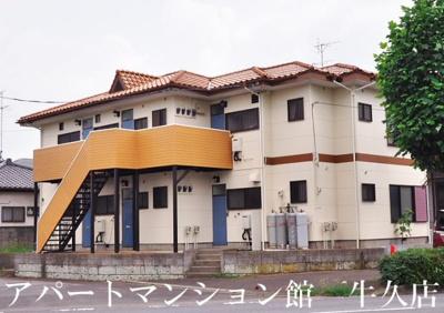 【外観】シャトレ神谷