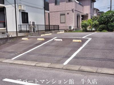 【駐車場】シャトレ神谷