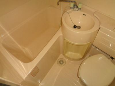 【浴室】グランドシャトータカオ駒川