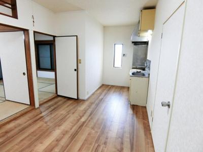 【キッチン】松美第2マンション