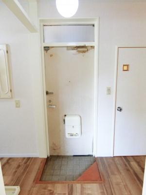 【玄関】松美第2マンション