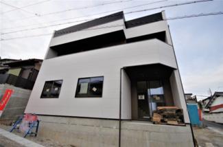 現地(2020年1月)撮影 広々屋上バルコニー付きのデザイナーズ住宅♪
