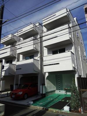 【外観】仲六郷デザインハウス