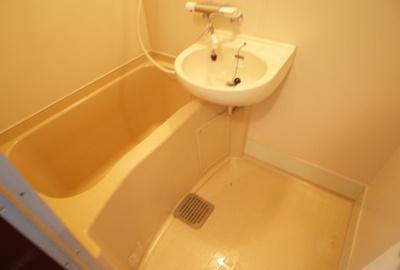 【浴室】ヴィラにしき