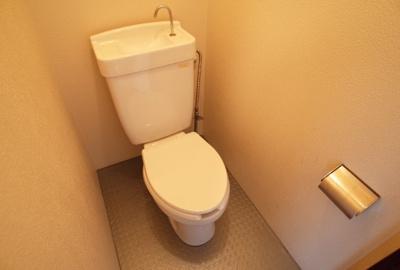 【トイレ】ヴィラにしき