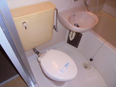 【トイレ】ダフネ二番館