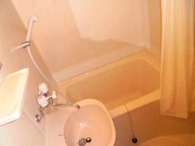 【浴室】ダフネ二番館