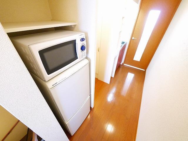 台所家電が有ります