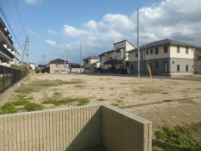 【外観】新潟市中央区新和4丁目分譲地