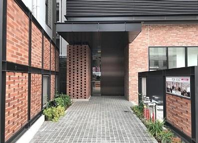【エントランス】ザ・パークハビオ恵比寿プレイス