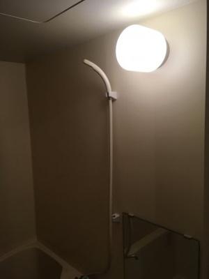 お風呂 照明