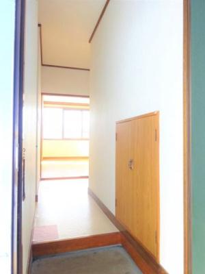 【玄関】ハイツ厨川
