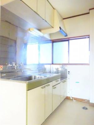 【キッチン】ハイツ厨川