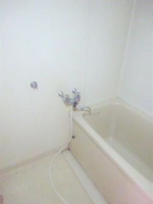【浴室】ハイツ厨川