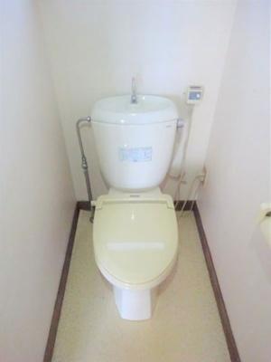 【トイレ】ハイツ厨川